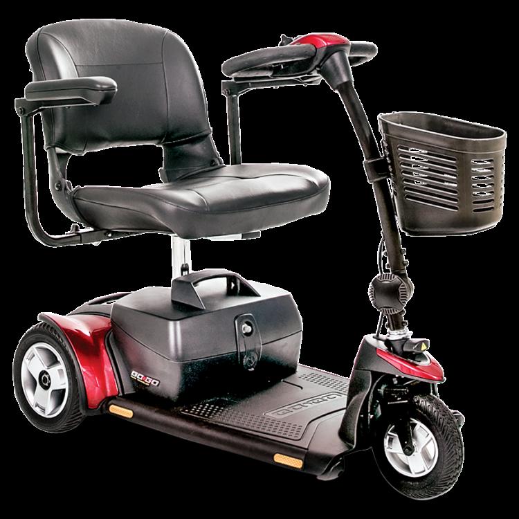 Go-Go Elite Traveller® Plus 3-Wheel