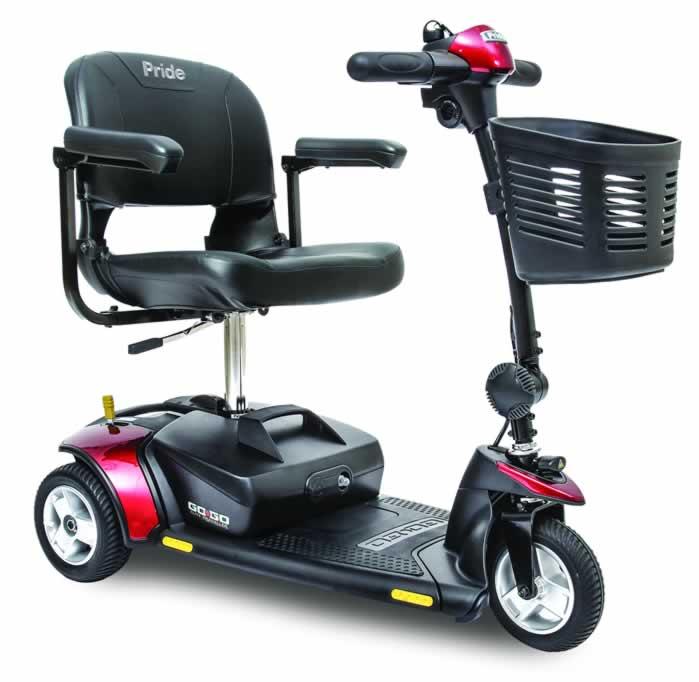 GoGo Traveller® 3-Wheel